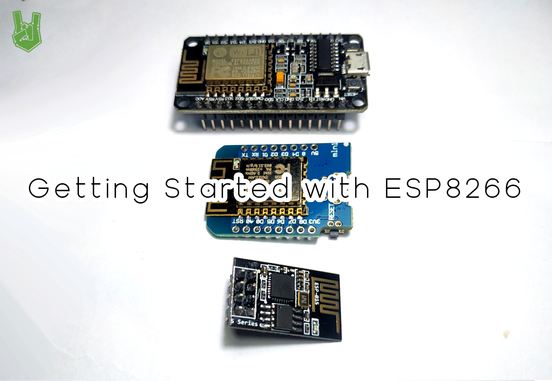 Getting Started With ESP8266 - Featured