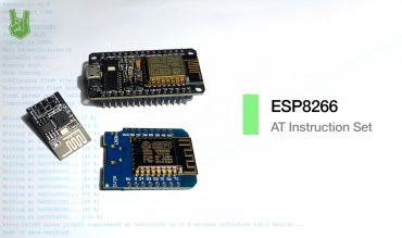 Usiing AT Commands on the ESP8266 - Featured
