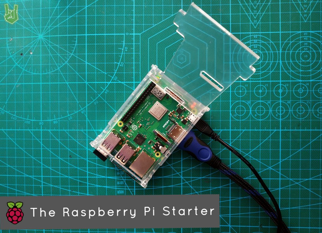 The Raspberry Pi Starter - Featured